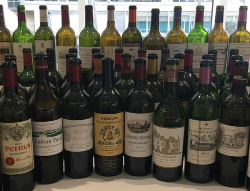 What does Grand Cru mean in Bordeaux?