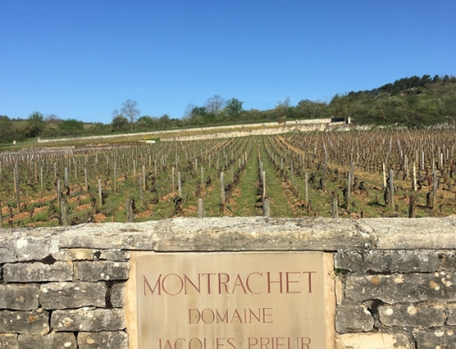 What does Grand Cru mean in Burgundy?
